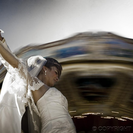 212 Parisian Wedding 2  - Fly me to the moon