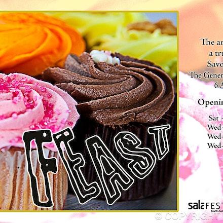 SALA 2010 - DL promotional card for SALA festival