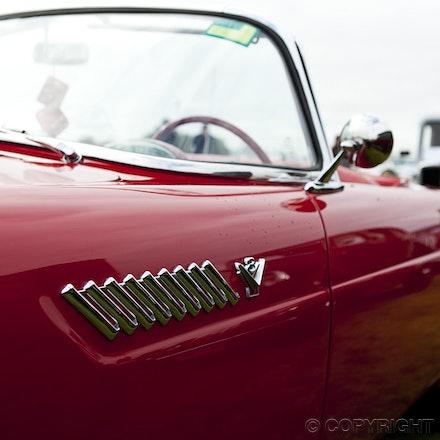 50's Thunderbird - The classic Ford Thunderbird