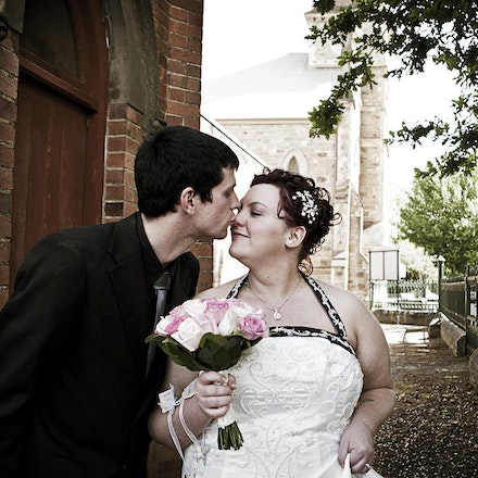 Renee & Cameron's Wedding - The beautiful wedding of Renee & Cameron    -   Oct 16 2011 The story of their day as it unfolds.