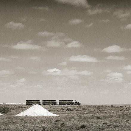 Outback Roadtrain