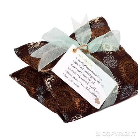 4 Boutique Wheat Aromortherapy Bags