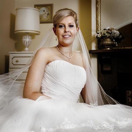 12 Karen & Paul - the beautiful bride