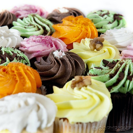 Cupcakes product shot 6 - Cupcake product shot - food photography in Adelaide by Filmertography
