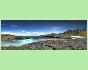 Panorama Norfolk Island