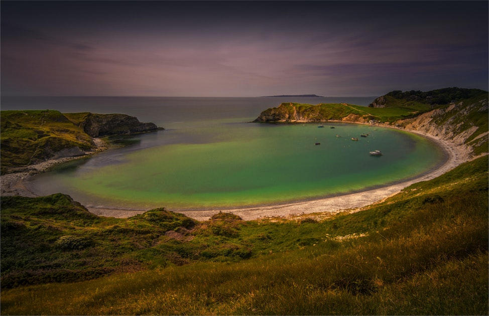 Lulworth-Cove-Spring-E0910-16x24