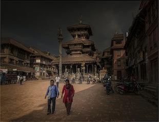 Nepal and the Annapurnas
