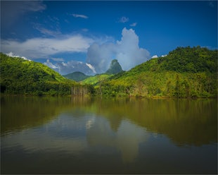 Laos Indo-China