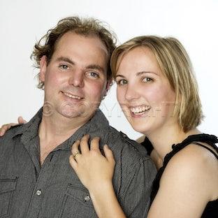 Myra & Andrew Portrait