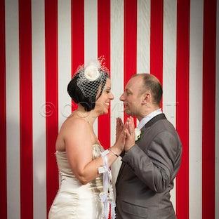 Mirella & Tony - Mirella & Tony's Wedding, Red Scooter in Balaclava, Victoria