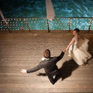 Carly & Glenn - Carly & Glenn Wedding Port Melbourne Yacht Club