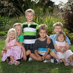 Finnis Family 2013 - Family portraits, 2013