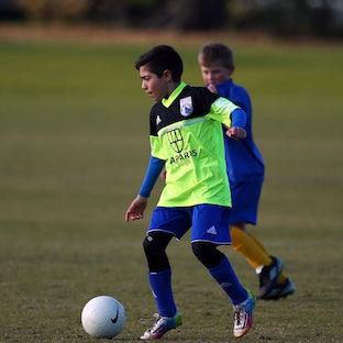 Mill Park under 11's soccer club - Mill Park under 11's soccer club v FC Birrarung at  Princess Park, Carlton.