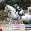 2018 MUSTARDS  TTT   C T  Show Jumping   Sunday
