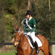 HURSTBRIDGE  PONY CLUB DRESSAGE  2014
