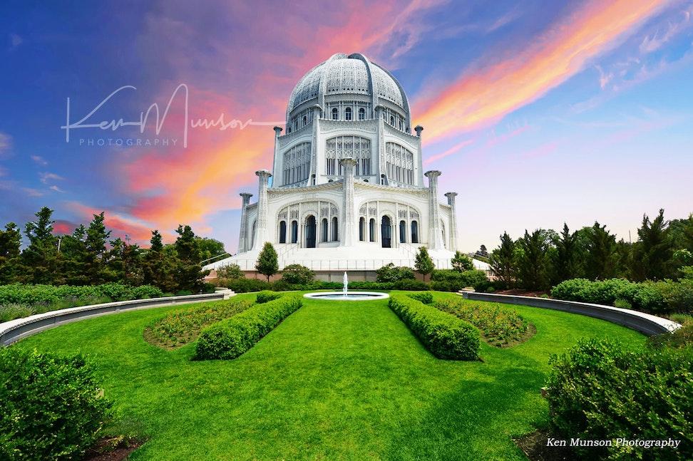 Bahai temple_1
