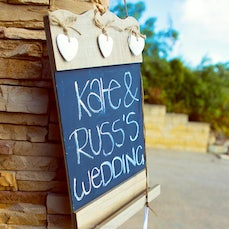 Russ and Kate's Wedding