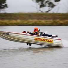 Victorian Drag Boat Club - 19/5/2013
