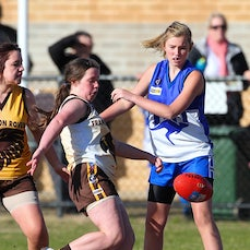 Rovers v Langy - Youth Girls 14/7/14