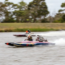 Victorian Drag Boat Club - 15 01 2015