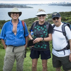North Head, Sydney (Ann, Henry and Jack)