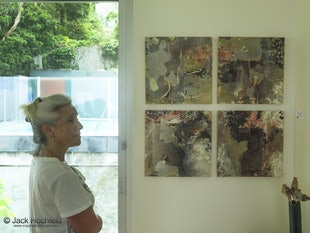 ArtHop- Gill Cohn