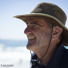 Tasmania- people pics - #Tasmania, Alan Joffe, Peter Watt, Leon Kawalsky, David Goodman and Jack Hochfeld.