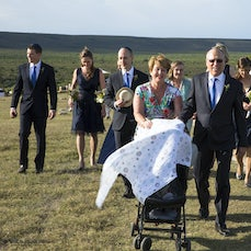 B&K's wedding, De Hoop- wedding ceremony and guests (Keith's pics) - Brett and Kate's wedding at De Hoop, Western Cape- pictures of the guests and the...