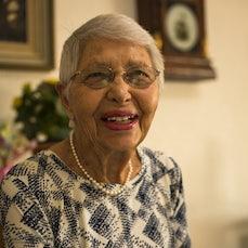Granny Joan's 90th birthday tea