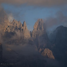 Madonna di Campiglio and environs, Italy - Images from Madonna di Campiglio in the Dolomites in Italy.