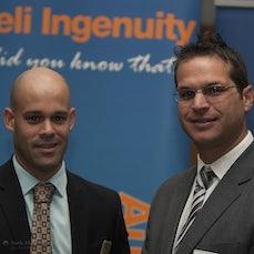 Barry O'Farrell adresses the Australia Israel Chamber of Commerce