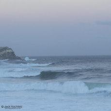 Wild surf, Bronte Beach