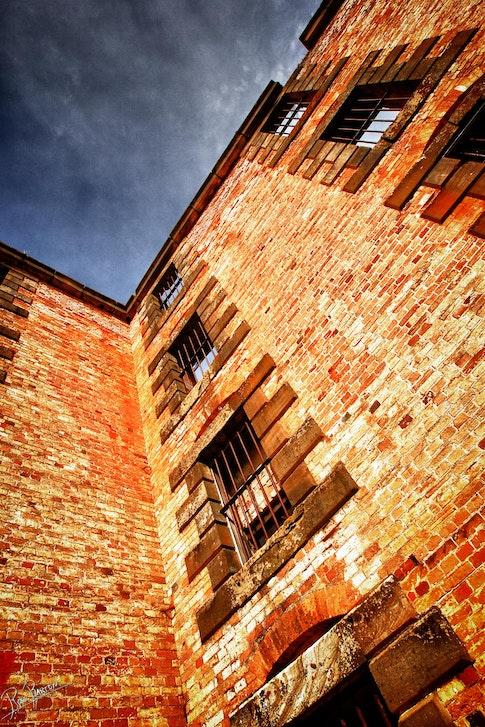 Port Arthur Prison - Port Arthur, Prison building, Tasmania, Australia