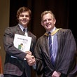 Peter Moyes Graduation