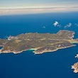 Deal Island Aerials - Aerial images of Deal Island in Bass Strait.