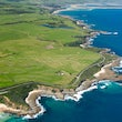 Eagles Nest Aerials - Eagles nest and the Bunurong Coastline including Inverloch and Shack Bay