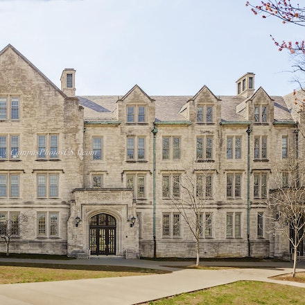 Rawles Hall Department of Mathematics, Indiana University/Color Photo_2436_6174 - Photo by Campus Photos USA. The Department of Mathematics located on...