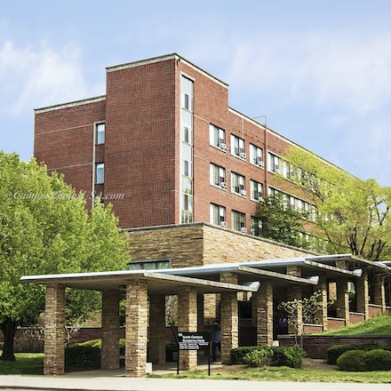 Boyd Hall, University of Kentucky/Color Photo0741_2436_2 - Photo by Campus Photos USA. Boyd Hall, located on the college campus of the University of Kentucky,...