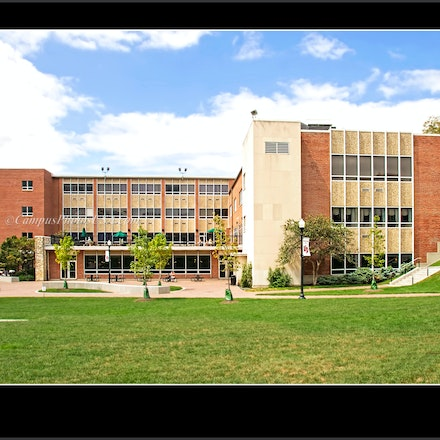 8x10.John F. Kennedy Memorial Student Union,UD_24 x 30_Pan940_946 - Photo by Campus Photos USA. This photo is of the John F. Kennedy Memorial Student Union...