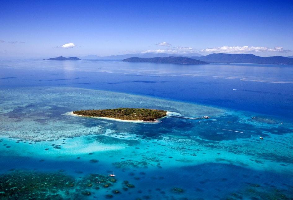 Green Island_48923 - Great Barrier Reef, QLD