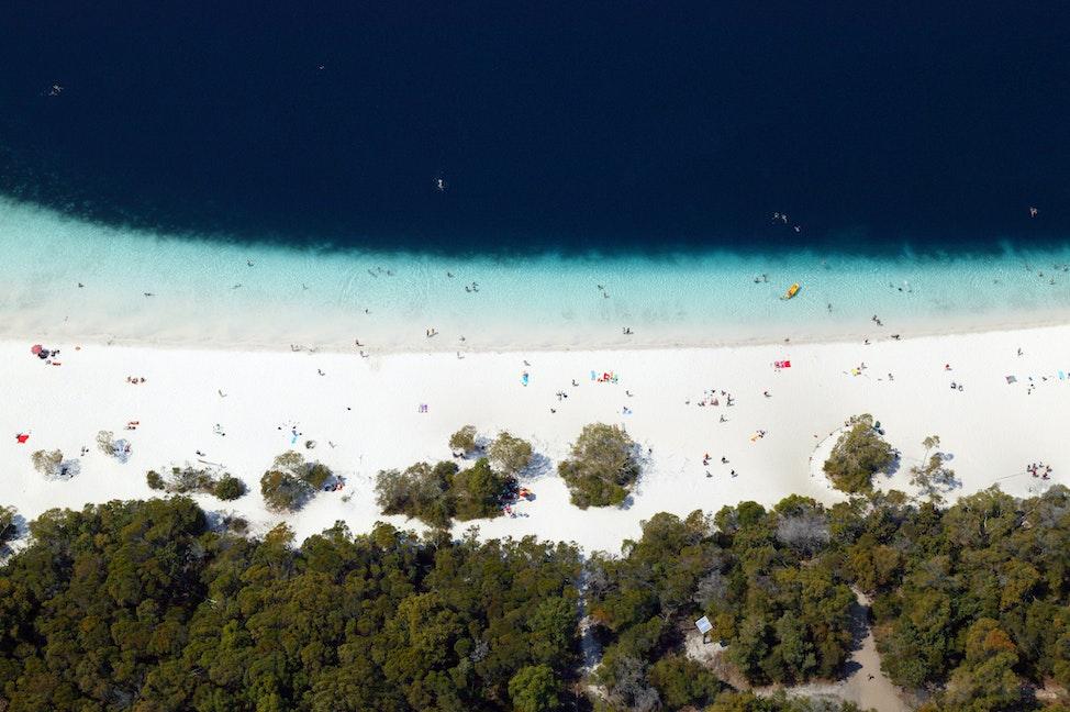 Lake McKenzie_6800 - Fraser Island, QLD