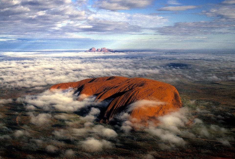 Uluru to Kata Tjuta