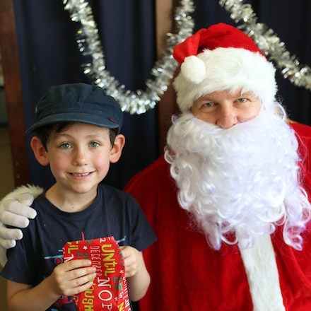 Early Years Xmas Party 2015
