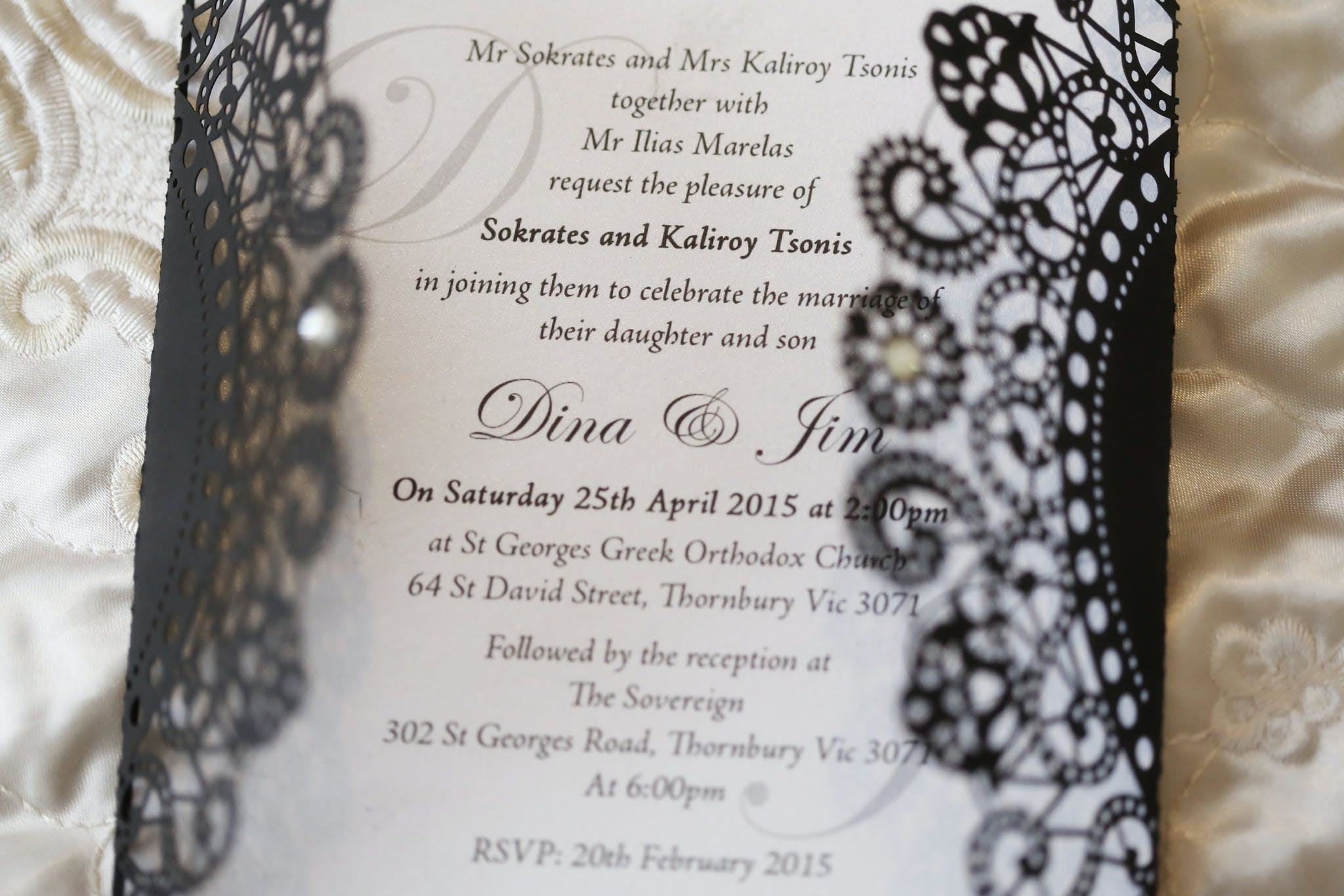 Dina & Jim's wedding | Red Butterfly Photography
