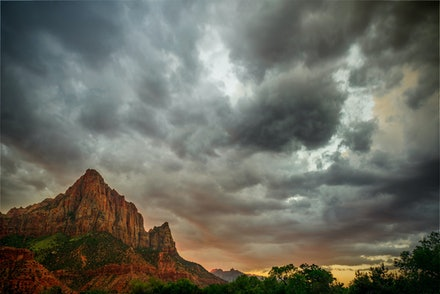 The Watchman - Zion National Park, Utah. 2013.