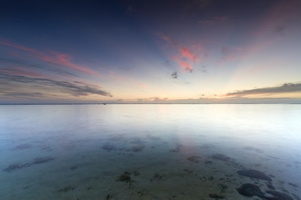 Horizons - Raratonga, Cook Islands. 2010.