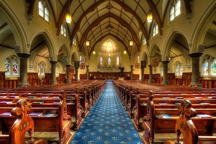 The Scots' Church - 2011.