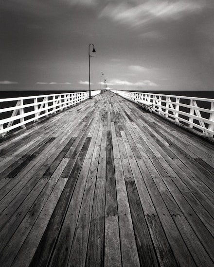 Walking the Planks - 2012.