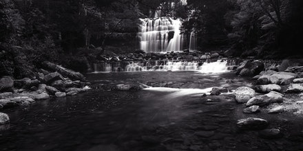 Liffey Falls - Liffey, TAS. 2012.