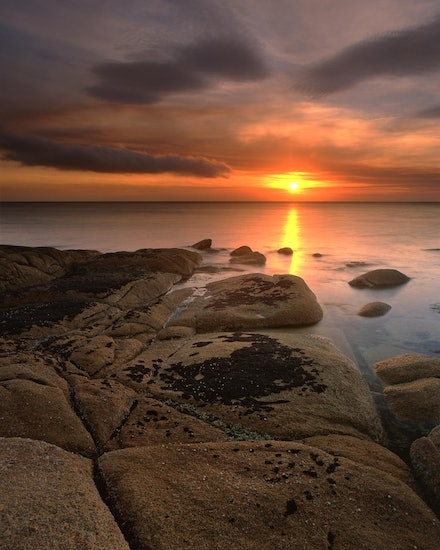 And Then There Was Silence - Coles Bay, TAS. 2012.